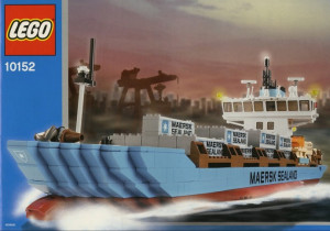 Maersk Sealand Container Ship 2004 Edition
