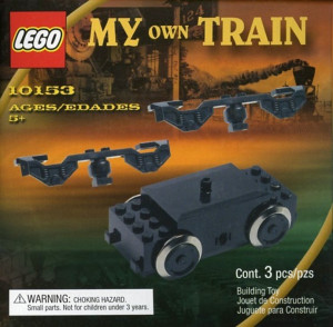 Electric Train Motor 9V (My Own Train)