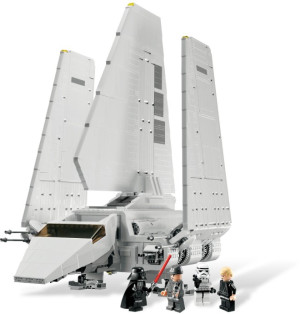 Imperial Shuttle - UCS