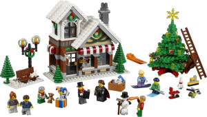 Winter Toy Shop