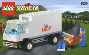 Milk Delivery Truck - Tine