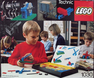 TECHNIC I: Simple Machines Set