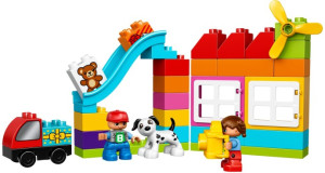 DUPLO Creative Building Basket