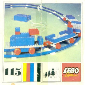 Starter Train Set with Motor
