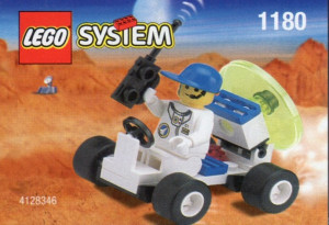 Space Port Moon Buggy