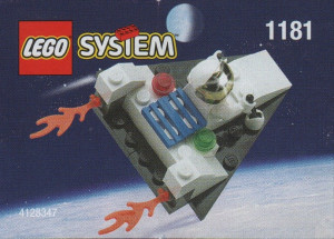 Space Port Spacecraft