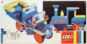 Bricks'n Motor Set