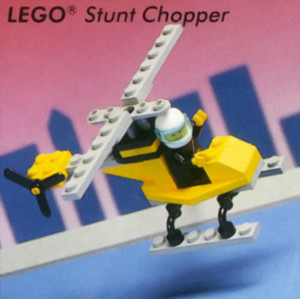 Stunt Chopper polybag
