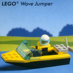 Wave Jumper polybag