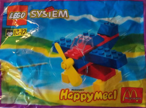 Lego Motion 3B, Sea Eagle polybag
