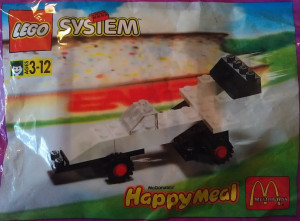 Lego Motion 3A, Land Laser polybag