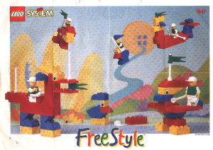 Freestyle Set polybag