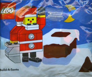 Build-A-Santa polybag