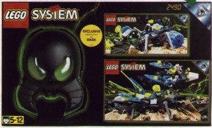 Insectoids Combi Set (Woolworth's UK promo)