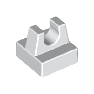 Tile 1 x 1 with Clip