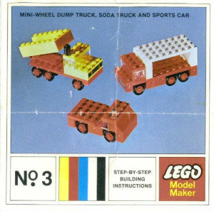 Mini-Wheel Model Maker No. 3