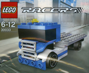 Racing Truck polybag