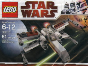 X-wing Fighter - Mini polybag