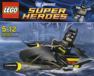 Batman: Jet Surfer polybag