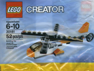 Helicopter polybag