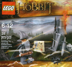 Gandalf at Dol Guldur polybag