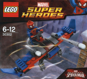 Spider-Man Glider polybag