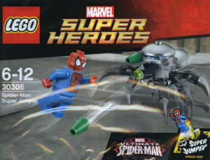 Spider-Man Super Jumper polybag
