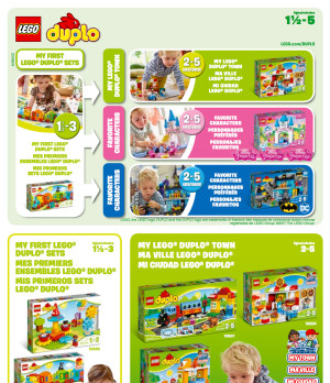 LEGO® DUPLO® My Town
