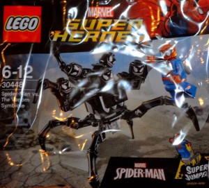 Spider-Man Vs. The Venom Symbiote polybag