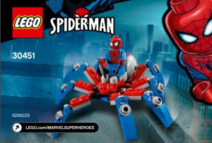 Spider-Man's Mini Spider Crawler