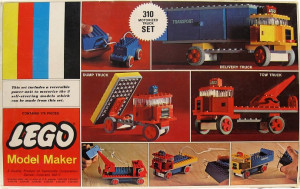 Motorized Truck Set