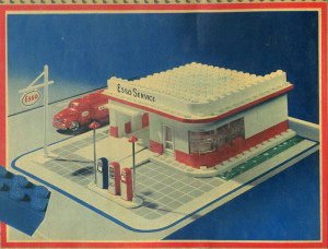 ESSO Filling Station