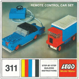 Remote Control Car/Truck Set