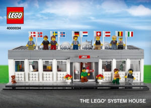 The LEGO system house (LIT2019