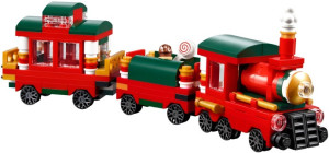 Christmas Train - Limited Edition 2015 Holiday Set