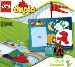 My First Duplo Starter Set polybag