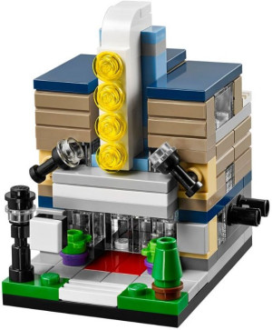 Theater - Bricktober 2014