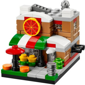 Pizza Place - Bricktober 2014