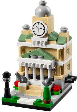 Town Hall - Bricktober 2014