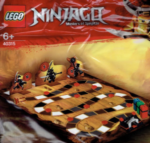 Ninjago board game