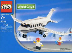 Passenger Plane - LEGO Air Version
