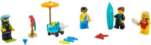 Summer Celebration Minifigure Pack
