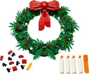 Christmas Wreath 2-in-1