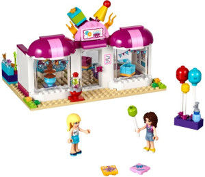 Heartlake Party Shop