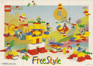 Freestyle Building Set