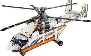Heavy Lift Helicopter