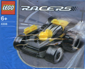 Yellow Racer polybag