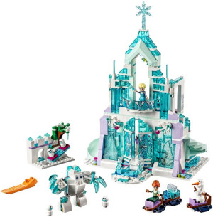 Elsa's Magical Ice Palace