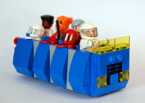 Space Personnel Carrier