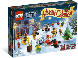 Advent Calendar 2012, City